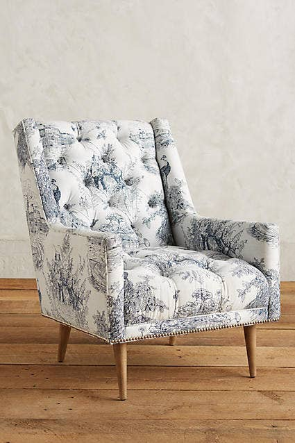 The stuff of reading nook dreams. Find it at Anthropologie.