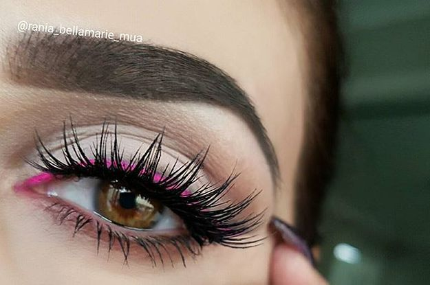 07eecfd7d95 16 Hacks For Everyone Who Wears False Eyelashes