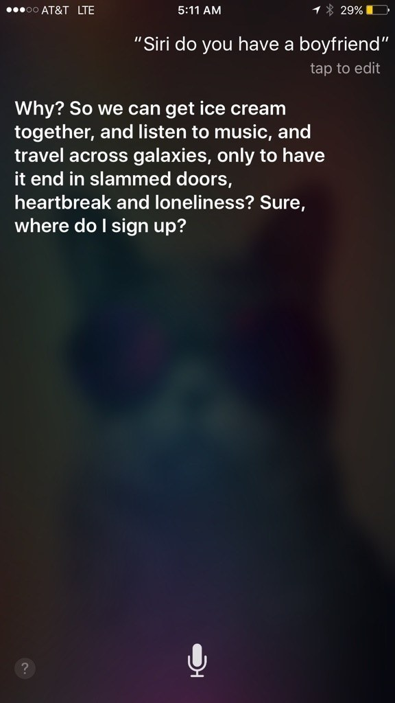 15 Times Siri Was In A Bad Mood And Wanted To Quit Their Job
