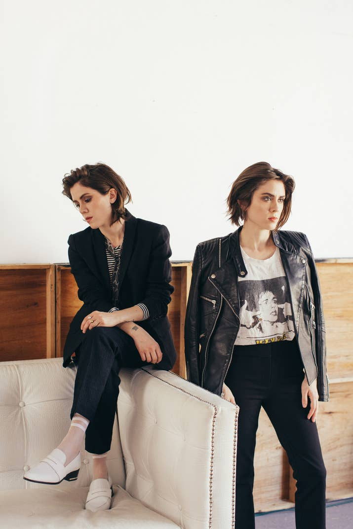 How The Rest Of World Caught Up To Tegan And Sara