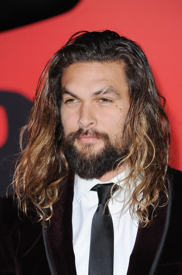 This is Jason Momoa.