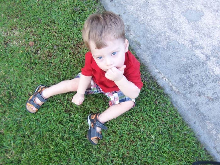 But Christian didn't live long. He died in January 2008 at age 2 of a fatal seizure, after suffering from them for most of his life.