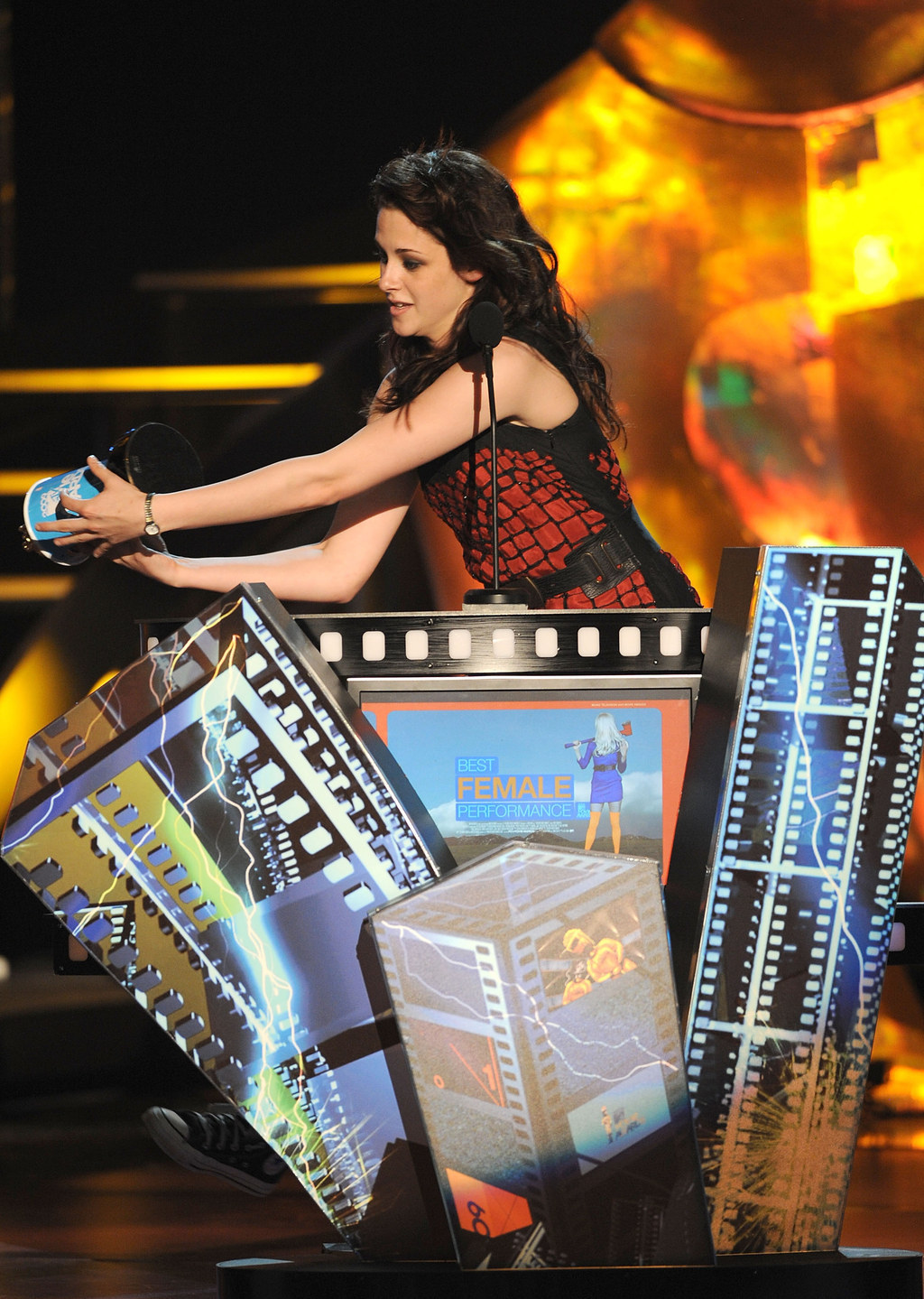 Here Are The 25 Most Hilarious Moments In MTV Movie Awards History