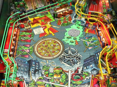 Stupendous 16 Classic 90S Pinball Games Thatll Take You Back To Childhood Interior Design Ideas Gentotryabchikinfo