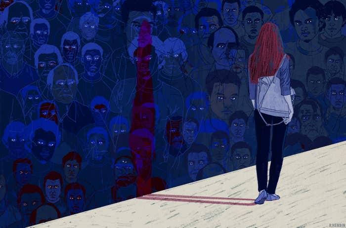 Voici Comment Le Harcèlement De Rue Est Perçu à Travers Le Monde