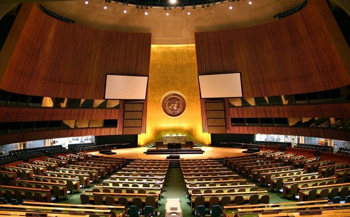 """To that end, the United Nations General Assembly is holding a three day-long Special Session devoted to the """"World Drug Problem,"""" with presentations and round-tables where world leaders and the heads of the various parts of the UN will come together."""