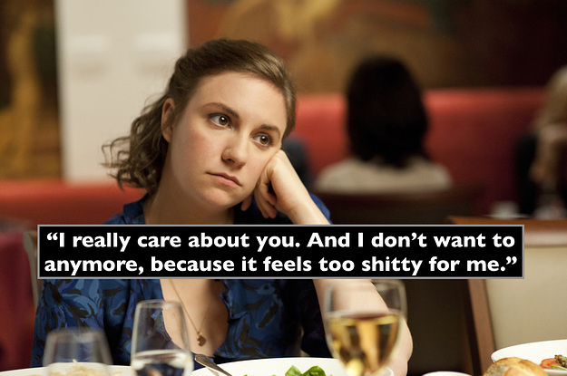 """40 Quotes From """"Girls"""" That Hit Too Close To Home For ..."""