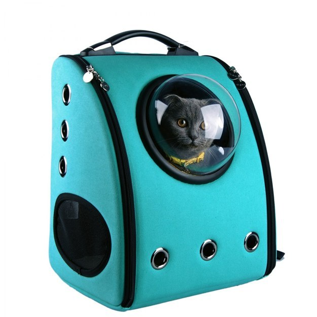 u-pet genius astronaut cat carrier bag backpack where to buy