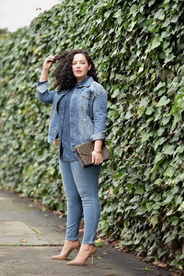 We Asked 17 People To Style A Denim Jacket And The Results Are Badass 30eb7c07d