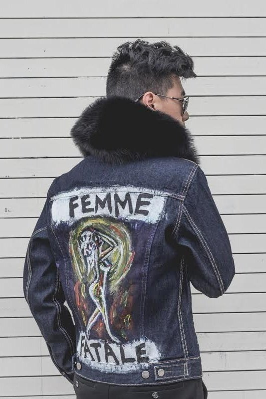 f3cc49ac6e We Asked 17 People To Style A Denim Jacket And The Results Are Badass