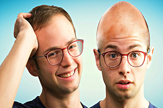 how to stop balding male