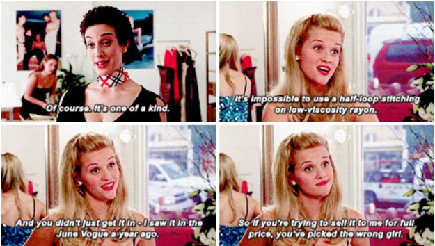 "19 Times Elle Woods From ""Legally Blonde"" Was Downright Inspirational"