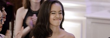 Malia Obama Is Going To Harvard, But She's Taking A Year Off First