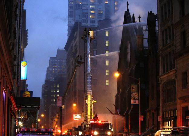 Https://www.buzzfeed.com/claudiakoerner/fire Engulfs Orthodox Church In  New York City?utm_termu003d.nsPYxrYBJ#.lywQGRQzj