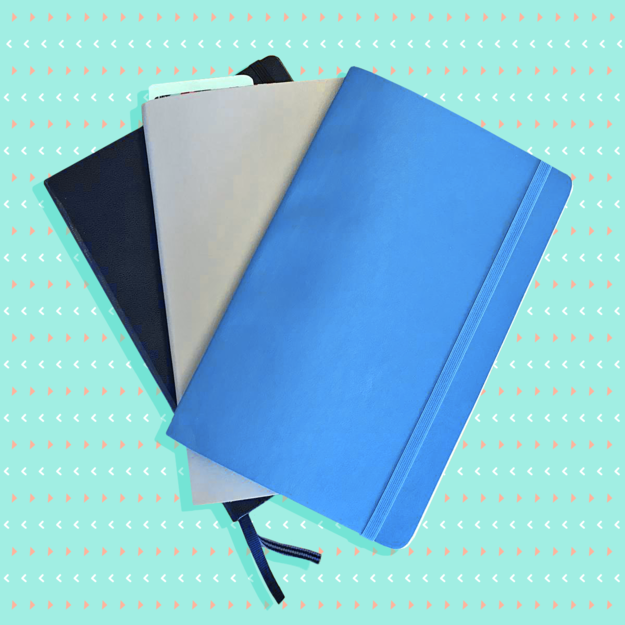 Where to find a blue response journal?