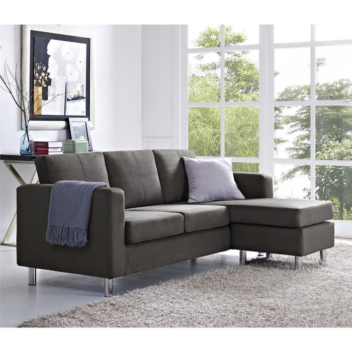 """Price: $318.97Colors: taupe, grey, brown and black. Length: 78.5"""""""