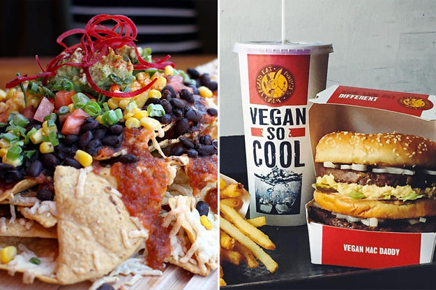31 Delicious Vegan Restaurants Every Canadian Needs To Try