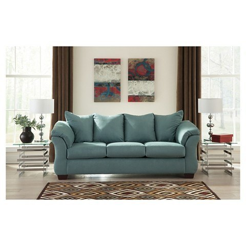This Extremely Plush Sofa That Youu0027ll Just Want To Sink Into After A Long  Day.