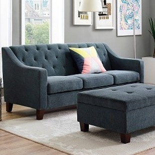 22 cheap sofas that look like a million bucks for Looking for cheap furniture