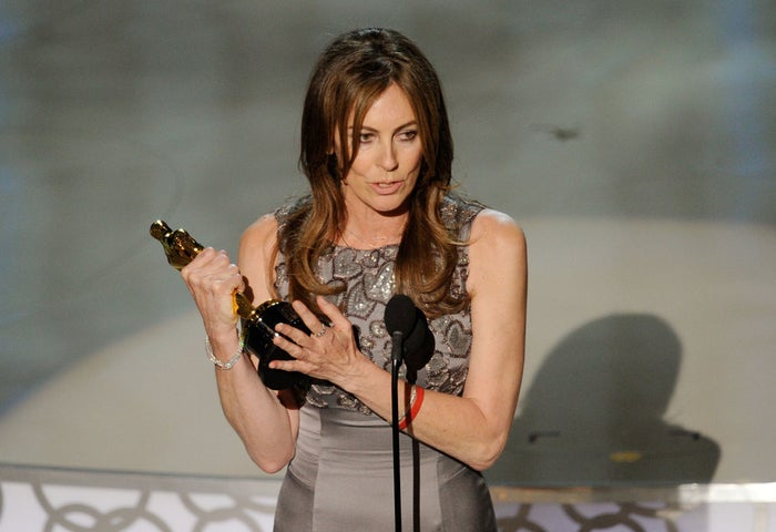 Kathryn Bigelow won the Academy Award for Best Directing for The Hurt Locker in 2010.