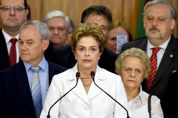 Here's a good explainer of what caused Brazil's current crisis.