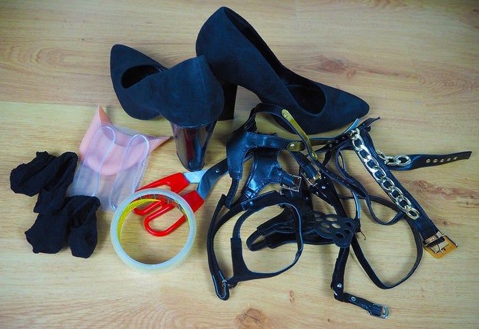 Make your loose shoes pain free - a guide to keep heels securely on feet