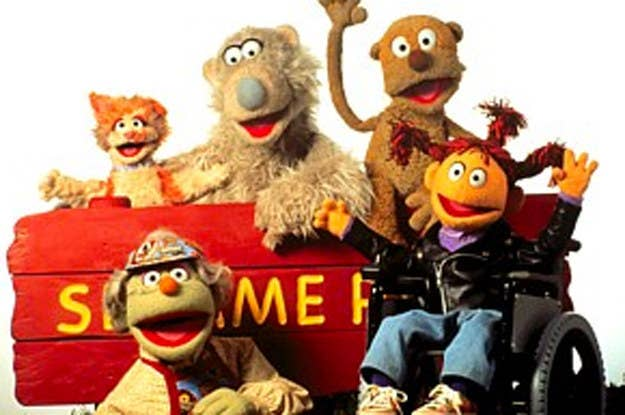 You Probably Didn't Know Canadian Muppets Existed, Eh?