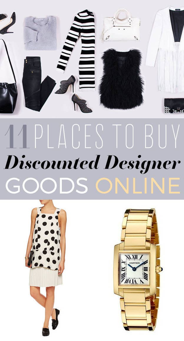 Where To Buy Affordable Designer Goods Online