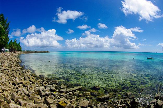 7. Tuvalu: The Creative Climatologist
