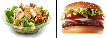 Can You Guess Which Fast Food Item Has The Most Calories?