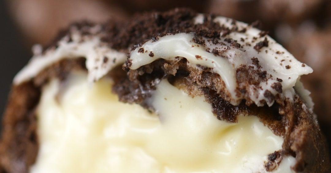 Ces choux à la crème aux biscuits vont ravir vos papilles