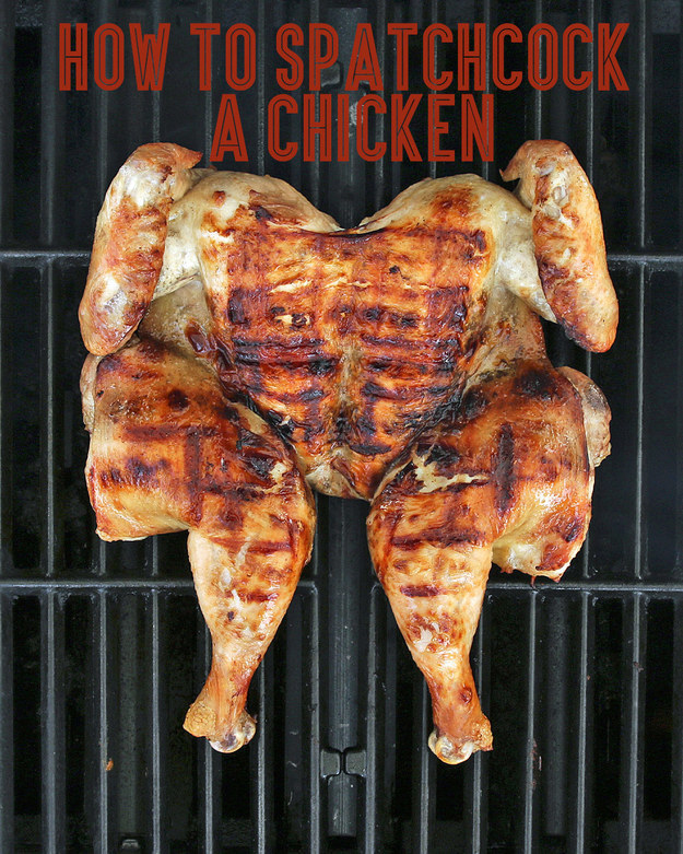 How To Cook Spatchcock Chicken In The Oven