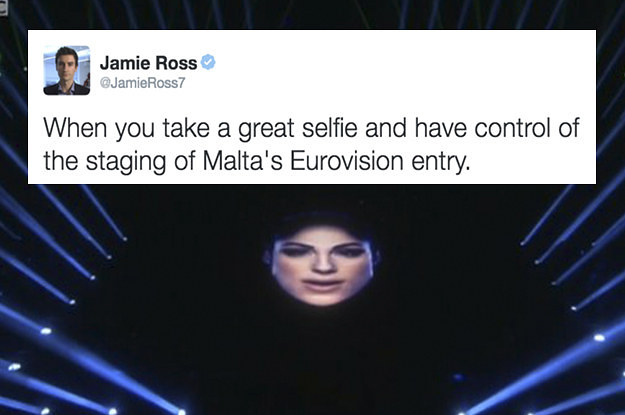 the funniest tweets about eurovision 2016 2 2909 1463301123 1_dblbig 27 of the funniest twitter reactions to eurovision 2016