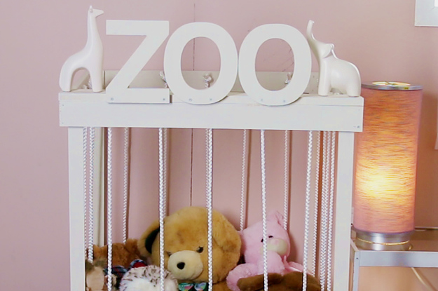 Your kids to clean up their room with a stuffed animal zoo get your kids to clean up their room with a stuffed animal zoo solutioingenieria Choice Image