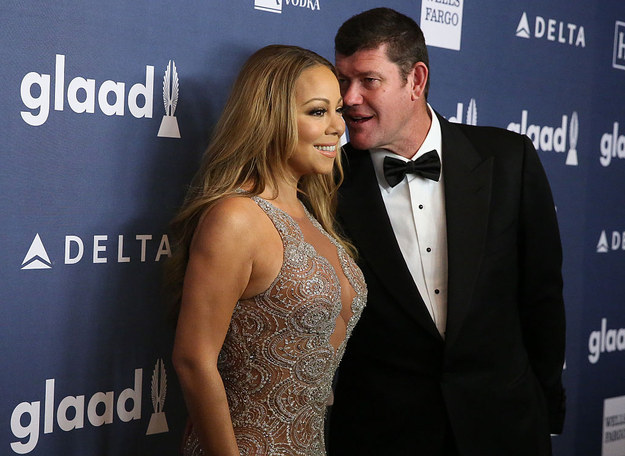 Mariah Carey has a lot going on right now: She's going on tour, starring in a new reality show, and getting married to billionaire James Packer.