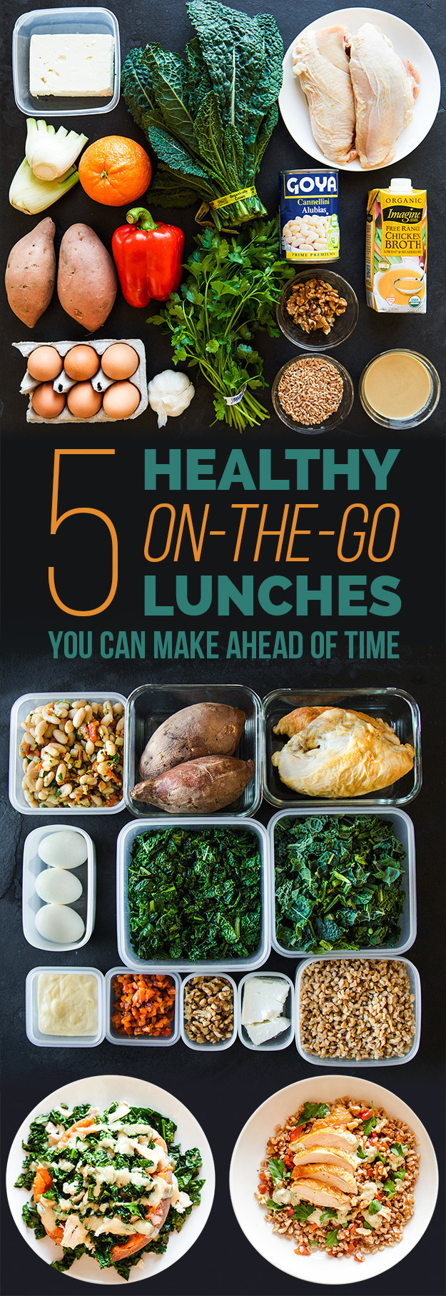 Not Great About Planning Your Taketowork Lunches? Here's A Step 7 Ways To  Master Your