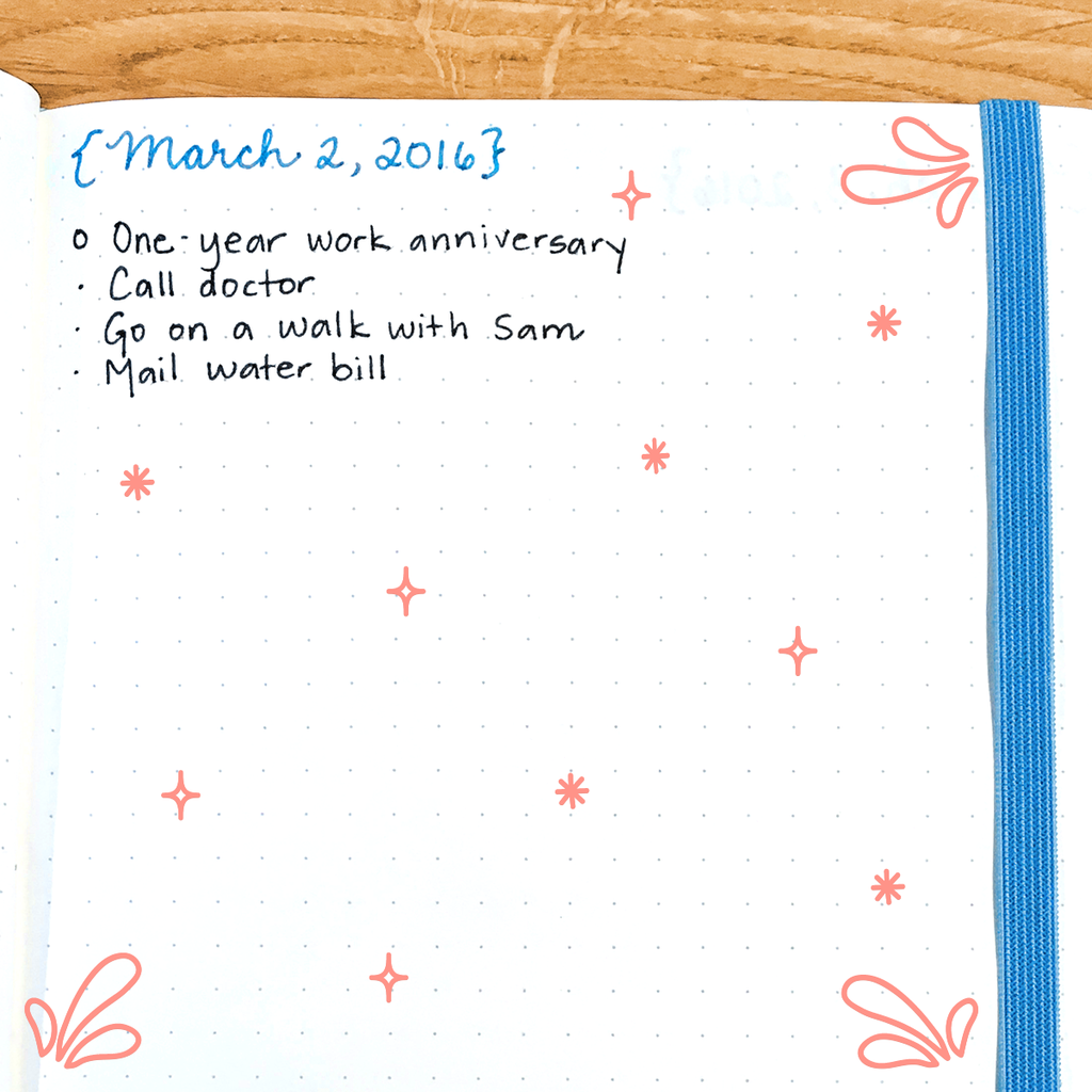 WTF Is A Bullet Journal And Why Should You Start One? An ...