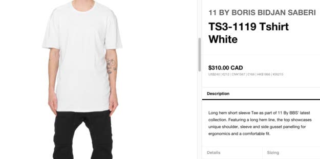 Can You Spot The Most Expensive Plain White Tee?