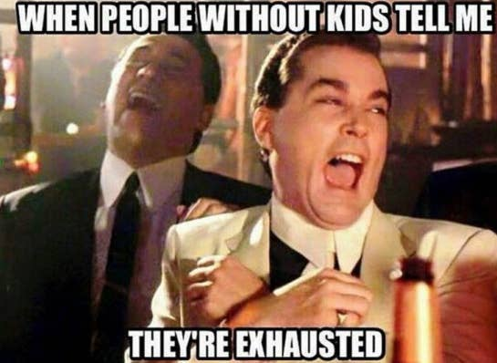 Funny No Sleep Meme : 26 pictures literally every parent will relate to