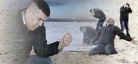 Sientes un vacío cuando después de stalkear a tu crush te das cuenta que tiene novio/novia.