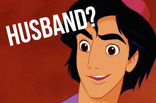 What disney prince would i marry