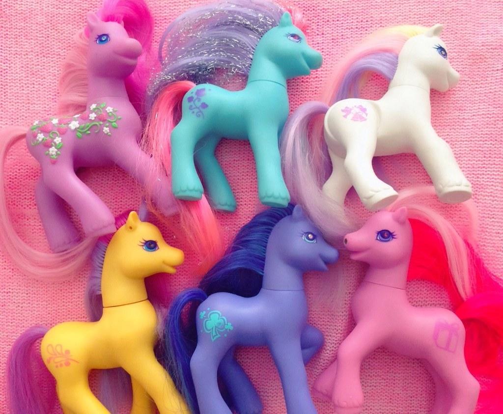 18 jouets dont tous les enfants qui ont vécu dans les années