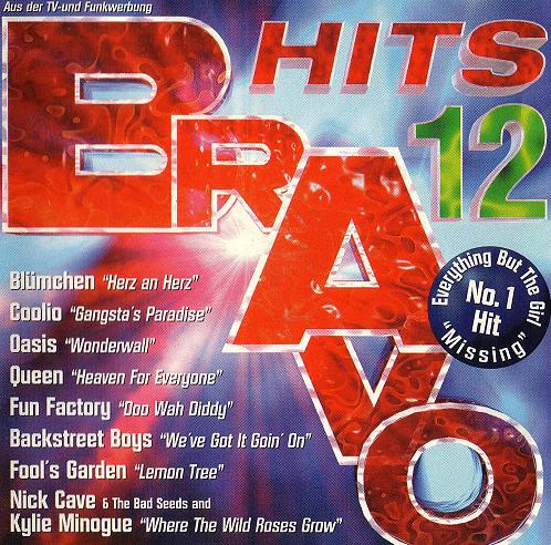 Kannst Du erraten, aus welchem Jahr diese Bravo Hits der ...