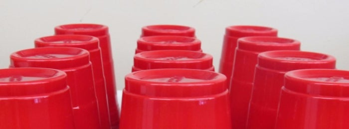 Sign up for a Red Solo Cup subscription and never run out of cups again.