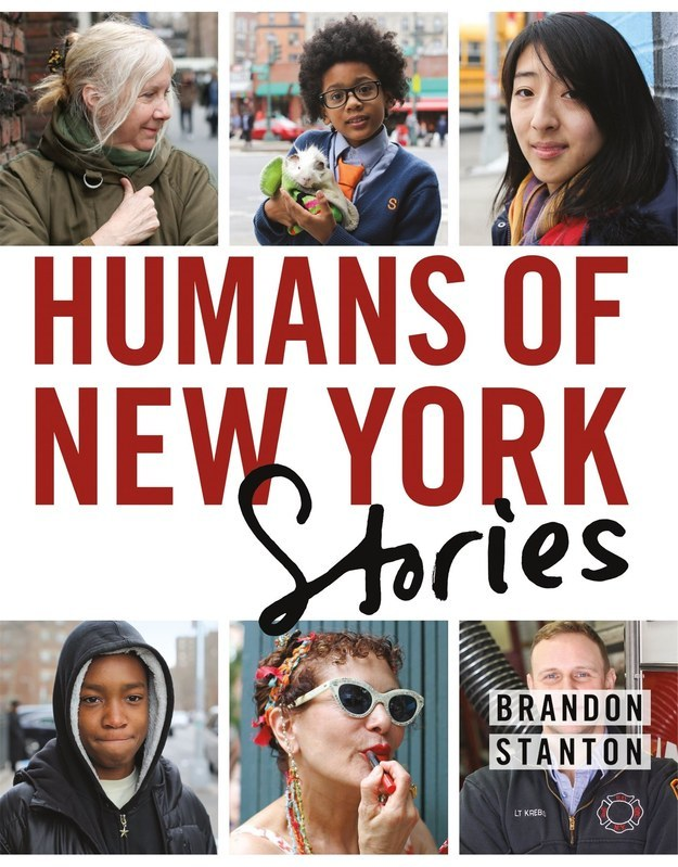 The HONY book for moms who just love people.