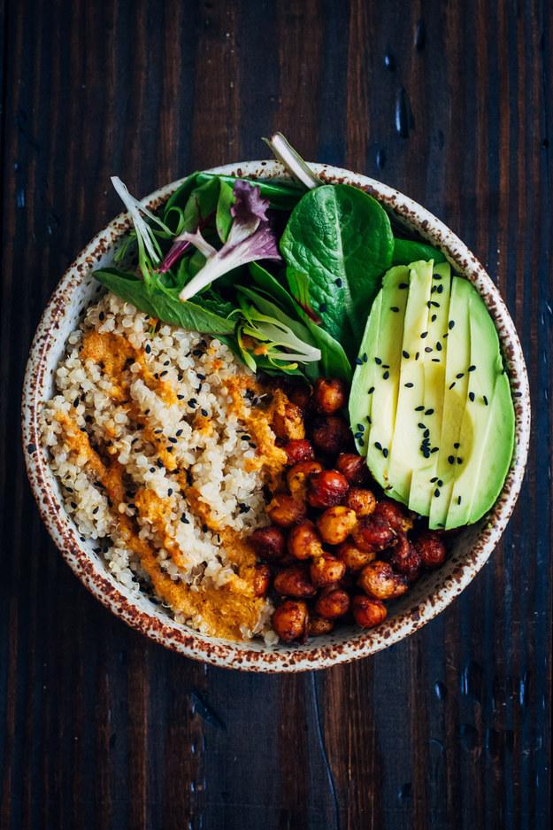 10 Vegetarian Lunch Bowls That Taste Like A Million Bucks