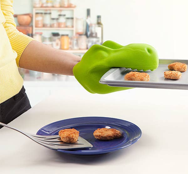 Use It To Act Out The Velociraptor Kitchen Scene From Jurassic Park While You Wait For
