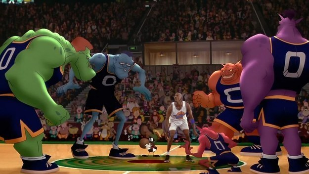 You remember Space Jam.