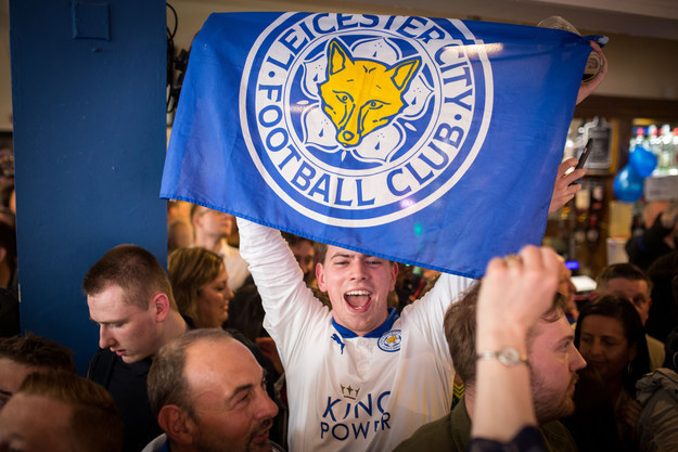 After starting the season with 5,000–1 odds, Leicester City was for the first time crowned Premier League champion on Monday, capping off a fairy-tale season that will go down in sporting history.