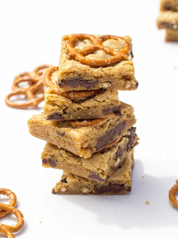 17 Sweet And Salty Ways To Take Pretzels To The Next Level